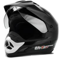 Capacete Moto Cross Pro Tork Th1 Helmet Vision Frete Grátis