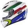Capacete Agv K3 Valentino Rossi 46 - Laureato