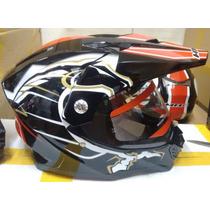 Capacete Mrc Helmet Cross Off-road