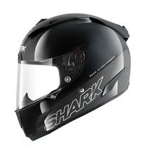 Capacete Shark Race-r Carbon Blank Blk Hornet Ducati Srad
