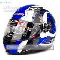 Lançamento Capacete Ls2 Ff370 Azul Motocicleta 100% Original