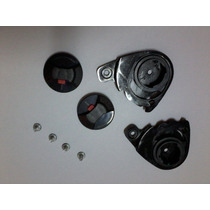 Reparo / Kit Fixação Viseira P/ Capacete Helt Advance Star