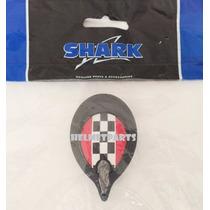 Entrada De Ar Shark S800 Ayton Inferior Original Shark