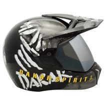 Capacete Moto Bieffe 3 Sport Dakar Spirit Lançamento Novo
