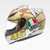Capacete Agv K-3 Valentino Rossi The Chicken
