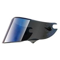 Viseira Shark Race R Pro / Speed R Iridium Blue