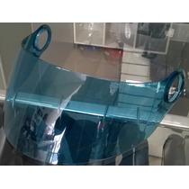 Viseira Shark S500/s500air/rsf2/rsf2i Azul - Oferta