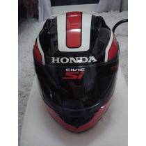 Capacete Original Honda - Personalizado Civic Si