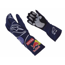 Luvas F1 Para Kart Red Bull 2015