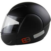 Capacete Ebf E8 Preto Fosco 59/60 Rs1