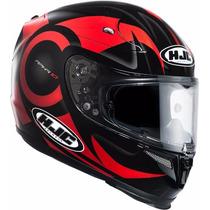 Capacete Hjc R-pha-10 Furia Vermelho Red Motogp Moto Gp