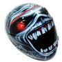 Capacete Personalizado Eddie Iron Maiden