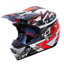 Capacete Motocross Pro Tork Th1 Eletric Trilha + Brinde