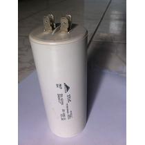 Capacitor Partida 45uf 440vac P/ Diversos Motores - Epcos
