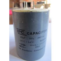 Capacitor Partida 20uf 380vac P/ Diversos Motores