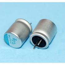 Capacitor Solido 470uf X 16v Kit 10 Unidade
