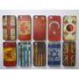 Capa Case Capinha Iphone 4 4s Bandeiras Apple Iphone
