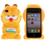 Capa Capinhas Garfield Original Para Iphone 4 4s Apple Case