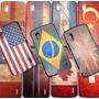 Capa Case Nexus 4 Bandeira Flag + Películas