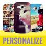Capa Personalizada Com Sua Foto Para Galaxy S Duos S7562 Top