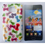 Kit Capa E Película Para Samsung Galaxy S2 - I9100
