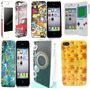 Capa Case Iphone 4 E 4s + Película -acrílico- Vários Modelos
