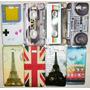 Capa Motorola Xt890 Razr I Gameboy Eiffel Fita Câmera Uk Eua