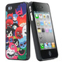 Capa Aura Iskin Iphone 4/4s Happy Friends Lançamento Fnac