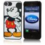 Iphone 5 E 5s Capa Mickey Exclusividade Park Disney