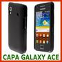 Capa Emborrachada Termoplástico Samsung Galaxy Ace S5830