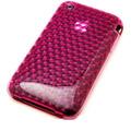Capa Silicone Tpu Premium Iphone 3g 3gs + Película Grátis!