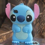 Case Iphone Stitch Lilodisney Original Azul E Rosa Pink 4 4s