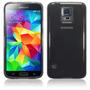 Kit Capa Premium + Película Transparente Para Samsung S5