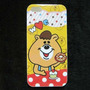 Capa Silicone Iphone 5 5s - Cookie Dog - Cup Cake