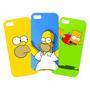 Capa Capinha Personalizada Os Simpsons Qualquer Celular