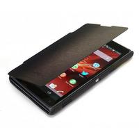 Capa Flip Cover Para Sony Xperia Zq L35h C6503 Top Luxo Case