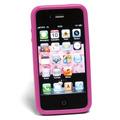 Bumper Case Capa Protetor Iphone 4 4s Rosa