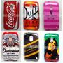 Capa Case Nokia Lumia 620 Tematicas + Pelicula Gratis