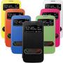 Capa Case Flip S-view Galaxy S2 Duos S7582 S7562 S7560