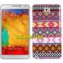 Samsung Galaxy Note 3 - Capa Tribal Fina De 1mm Importada