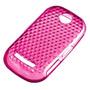 Capa Tpu Samsung Gt S3650 Corby + Película Protetora