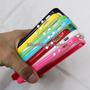Case Capinha Bumper Cristal Iphone 5c 5s + Película De Vidro