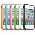 Capa Bumper Case Para Iphone 4g 4s - Brinde Pelicula