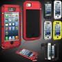 Capa Case Lunatik Gorilla Glass Strike Para Iphone 5 5s