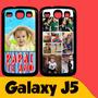 Capa Case Para Celular Personalizada Com Foto Sansung J5