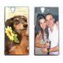 Capinha Capa Personalizada C/ Fotos Sony Xperia Z C6603/l36h