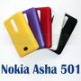 Capa Policarbonato Nokia Asha 501 + Película + Frete Fixo