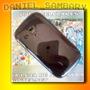 Capa Tpu Fume Samsung Galaxy S3 Mini I8190 + Pelicula Vidro