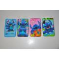 Lote 12 Capinhas Celular Lg T375 - Lilo Stitch Disney Novas!