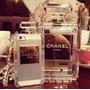 Capa Case Perfume Luxo Iphone 4 4s + Película Grátis